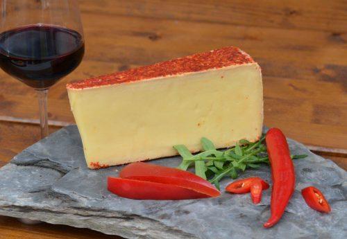 Chili-Paprika Käse - Käsegenuss