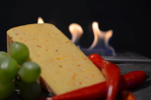 Chilikäse - scharf - Käsegenuss