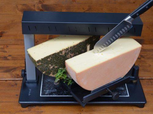 Raclette Käse - Käsegenuss