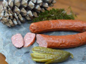 Bauernwurst - Käsegenuss