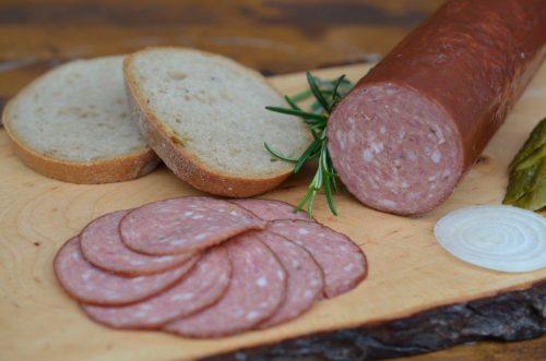 Jausenwurst - Käsegenuss